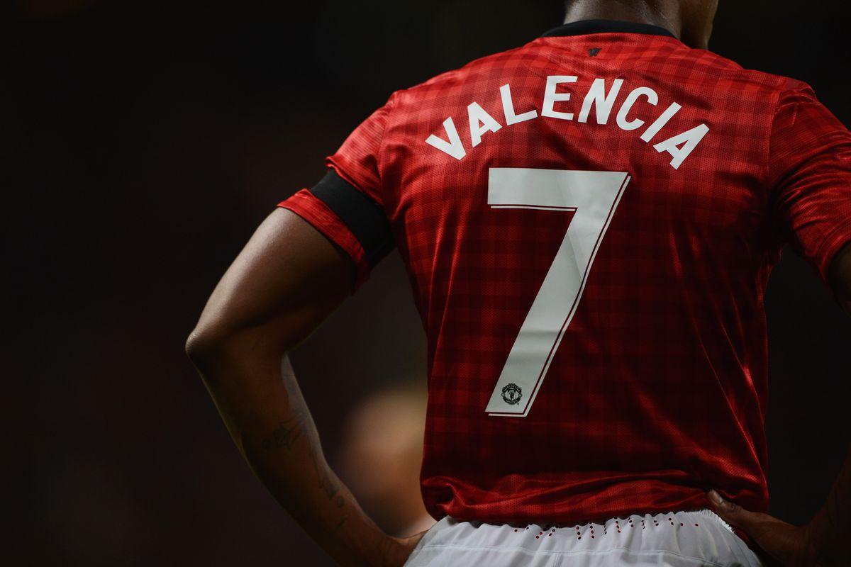Antonio Valencia - 1 Goals in 30 Games