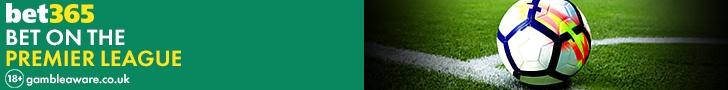 Bet365 Premier League Odds