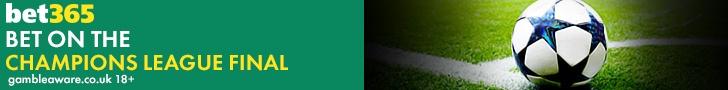 Champions League Final Bet365