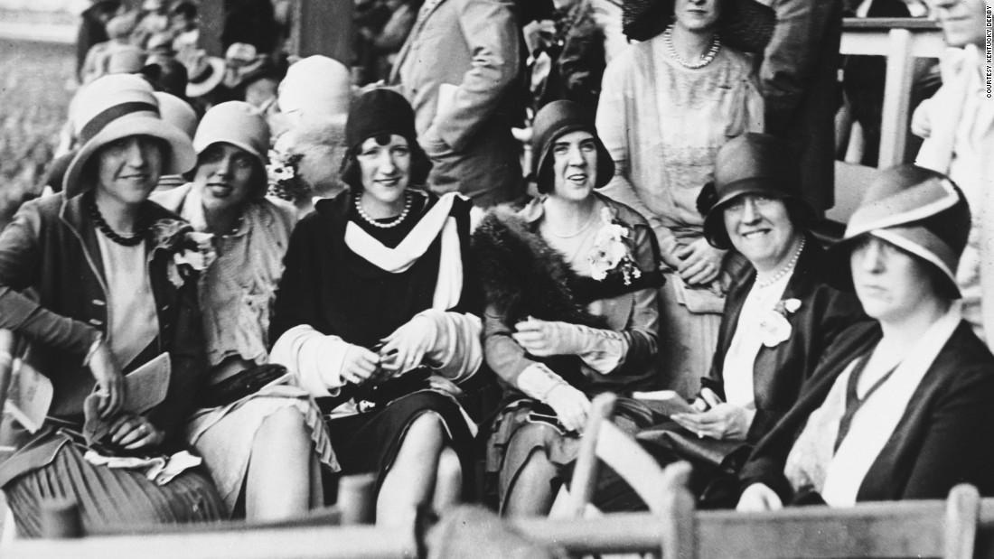 Derby 1920s