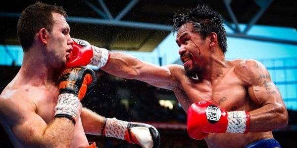 Horn vs Pacquiao