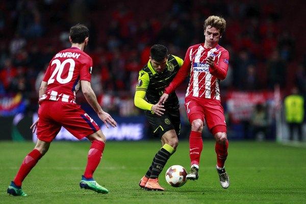 Sporting Lisbon vs Atletico Madrid