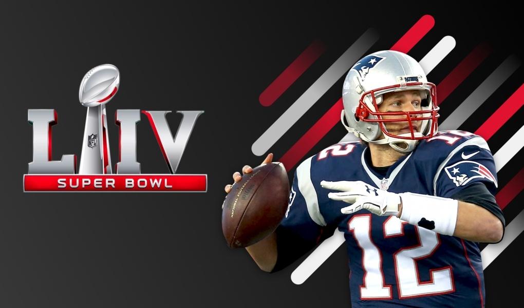 premium selection cdc35 f958c Latest Super Bowl 54 Odds 2020